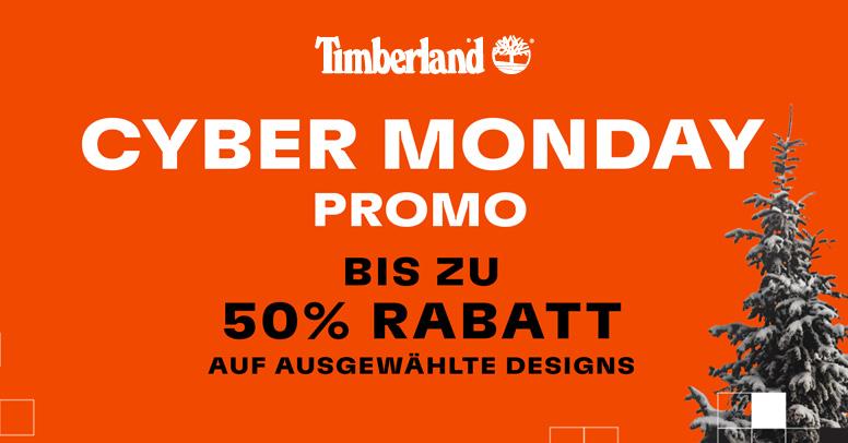 Timberland Cyber Monday 2020