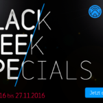 Unschlagbare Rabatte bei der Black Friday Week auf tink.de