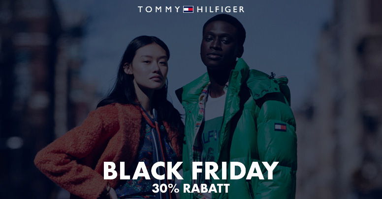 Tommy Hilfiger Black Friday 2019