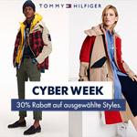 Tommy Hilfiger Cyber Week – 30% auf ausgewählte Styles