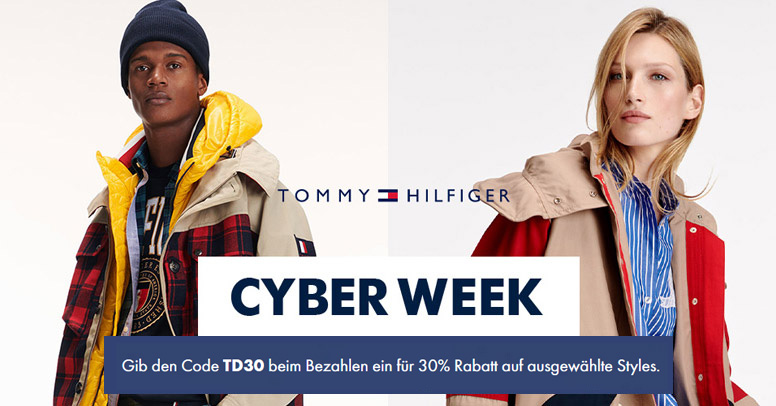 Tommy Hilfiger Black Friday 2020