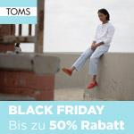 Schuhe, Taschen und Brillen bis zu 50% reduziert im TOMS Online Shop