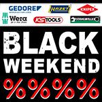 Hole dir dein Angebot beim großen Black Weekend Sale im Werkzeug-Onlineshop auf toolare.de