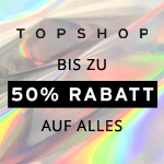 Topshop Black Friday Sale mit bis zu 50% Rabatt auf alles