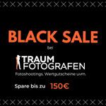 Bis zu 150€ Rabatt auf Geschenkgutscheine und Fotoshootings bei Traumfotografen.de