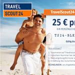TravelScout24 Reisegutschein – 25 EURO pro Kind