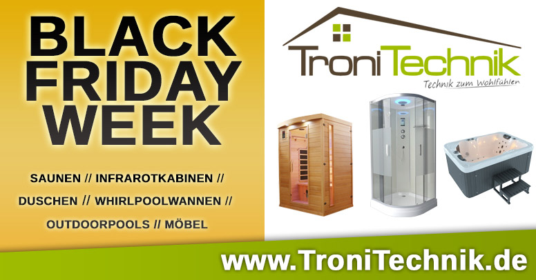 TroniTechnik Black Friday 2019