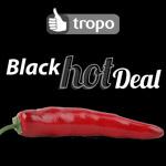 Entkomme dem Alltagsstress und buche deine nächste Reise mit den günstigen Black hot Deals auf tropo.de