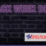 Über 80% Ersparnis beim Black Week Deal von TV Spielfilm LIVE