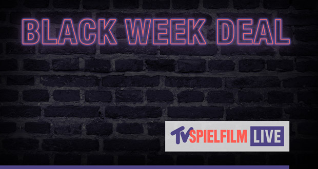 TV Spielfilm LIVE Black Friday 2018