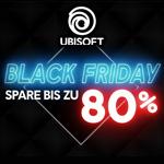 Black Friday bei Ubisoft: Bis zu 80% Rabatt auf PC-Spiele