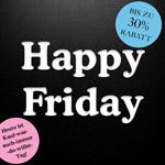 Happy Friday bei UGG – Bis zu 30% Rabatt auf ausgewählte Artikel