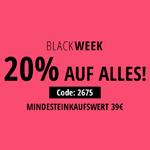 Black Week bei Ulla Popken – Sicher dir jetzt 20% Rabatt auf das komplette Sortiment an Plus Size Fashion