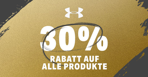 Under Armour Black Friday 2018