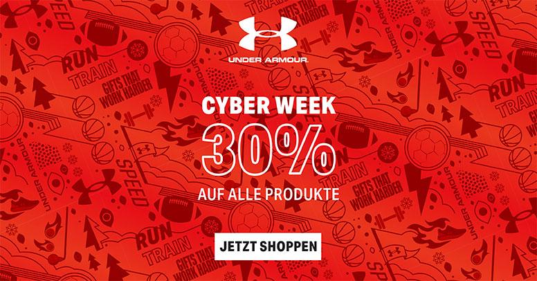 Under Armour Cyber Week 2019