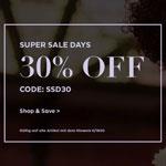 Nur für kurze Zeit: Die Super Sale Days bei Unger Fashion mit 30% Rabatt auf ausgewählte Artikel