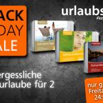 Sicher dir zum Black Friday 30 € Rabatt auf einen Gutschein bei Urlaubsbox.com!