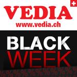 Vedia Black Week – Jeden Tag 1 neues Mega-Angebot!