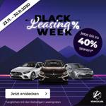 Black Leasing Week bei Vehiculum – Jetzt bis zu 40% sparen