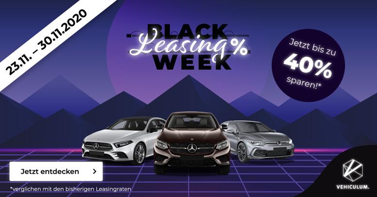 Vehiculum Black Friday 2020
