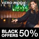 Nur noch zwei Tage Black Offers bei Vera Moda – Spare 50% auf reduzierte Artikel