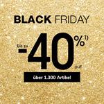 Bei Vertbaudet gibt es zum Black Friday bis zu 40% Rabatt