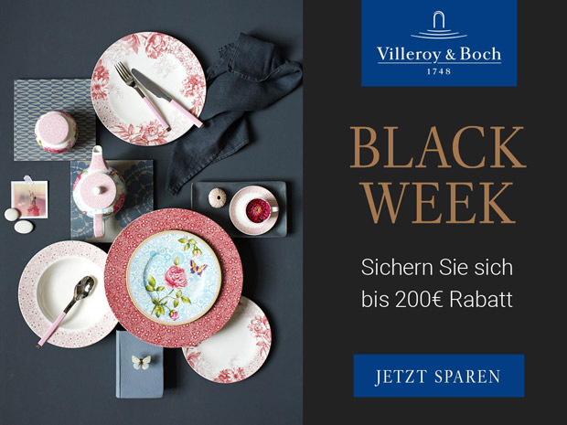 Villeroy & Boch Black Friday 2017