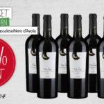 Nur heute 40% Nachlass auf das Aktionspaket mit 6 Flaschen Rotwein bei Vineshop24