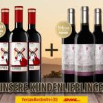 Weinliebhaber aufgepasst: 40% Rabatt auf ausgewählte Weine ab sofort bei Vinos!