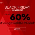 Vistaprint reduziert zum Black Friday zahlreiche Printprodukte um bis zu 60%