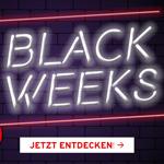 Mega Black Weeks Rabatt bei Vorteilshop – 31% auf ALLES!