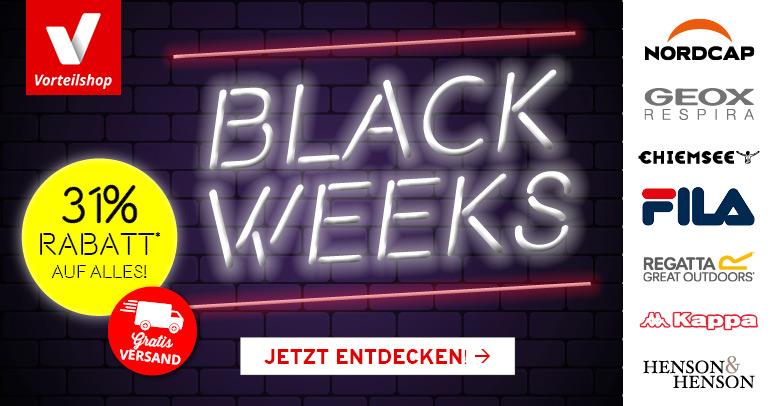 Vorteilshop Black Friday 2020
