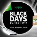 Vorwerk Black Days mit tollen Rabattan auf Temial, Kobold und Thermomix®
