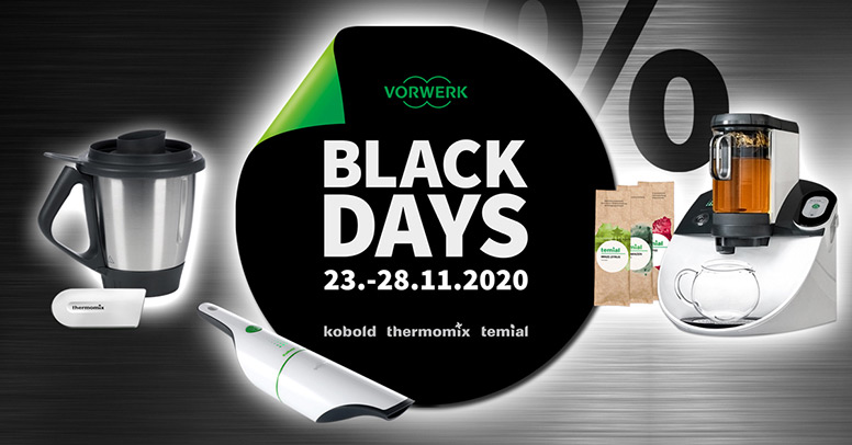 Vorwerk Black Friday 2020