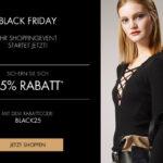 wardow.com lädt zum Black Friday Special ein – Spare 25% auf deinen Einkauf