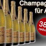Champagner für Alle – Jetzt bei Weinlet bestellen und 38% sparen!