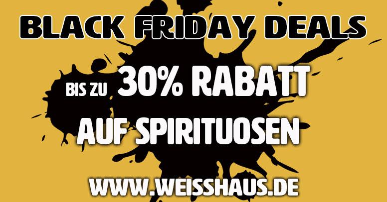 Weisshaus Shop Black Friday 2020