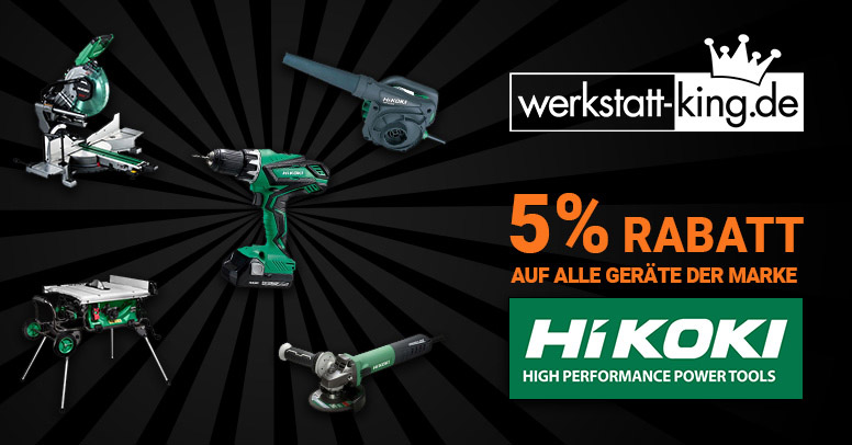 Werkstatt King Black Friday 2020