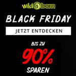 Entdecke jetzt die Wildborn Black Friday Deals und freue dich auf bis zu 90% Rabatt