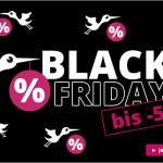 Black Friday bei windeln.de: 50% Rabatt und mehr auf viele Top-Marken.