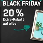 Black Friday bei yomonda: 20% Rabatt auf Möbel, Wohnaccessoires und mehr