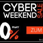 Tolle Cyber Weekend Angebot mit bis zu 50 Prozent Rabatt bei Your Fashion Place