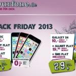 Black Friday Angebote bei yourfone.de
