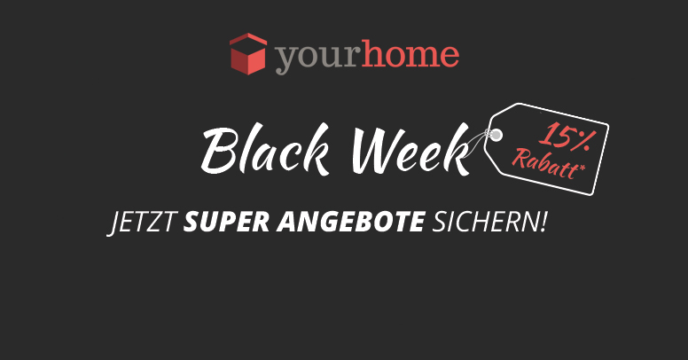 yourhome Black Friday 2020