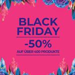 Spare jetzt bei Yves Rocher zum Black Friday -50% auf über 400 Produkte