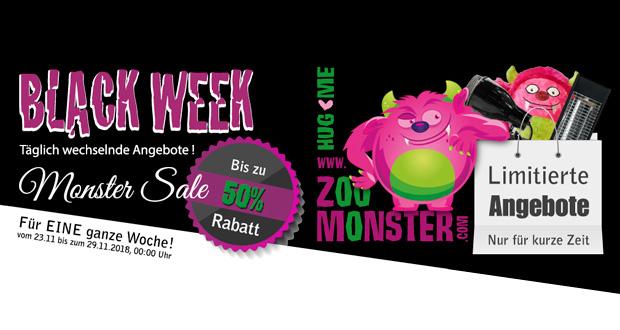 ZooMonster Black Week 2018