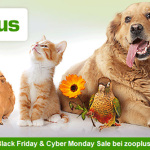 Black Friday & Cyber Monday Angebote bei zooplus. Jetzt 5 Tage lang kräftig sparen!