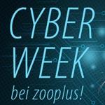 Cyber Week bei zooplus – Sicher dir jetzt tierisch gute Angebote!