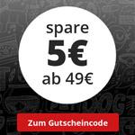 Jetzt Gutscheincode sichern und 5 EURO bei deinem ZooRoyal-Einkauf sparen