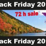 Sicher dir jetzt 50% Rabatt beim 72 Stunden Super-Sale zum Black Friday bei ZUGHANSA®